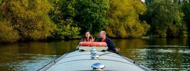 RYA Narrowboat Course